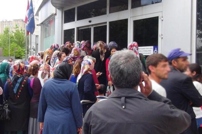 Amasya'da 30 kişilik işe 2 bin 477 kişi başvurdu
