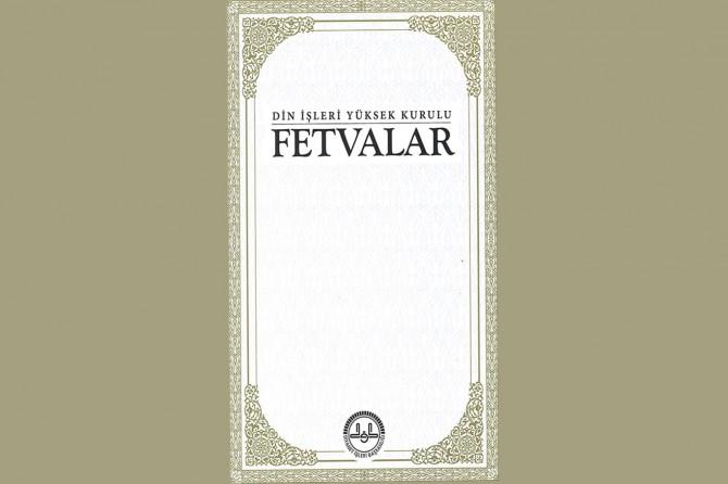 Diyanet'in Fetvalar kitabı yayınlandı