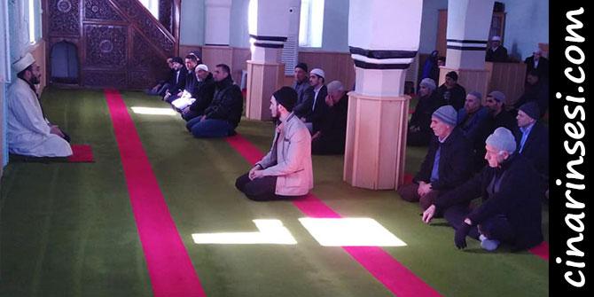 Çüngüş ilçe Müftülüğünde din görevlileri ile istişare