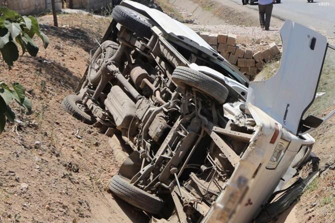 Sungurlu'da kaza: 2 ölü
