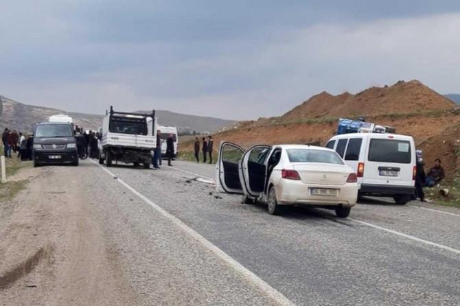 Batman-Hasankeyf Karayolu'ndaki kazada ağır yaralanan çocuk hayatını kaybetti
