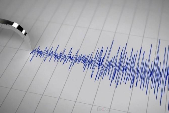 Ceyhan'da 4,3 büyüklüğünde deprem