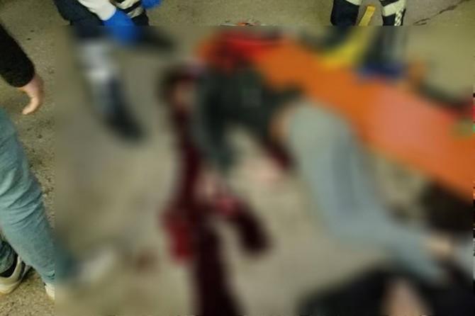 Viranşehir'de motosiklet kazası: 1'i ağır 4 yaralı