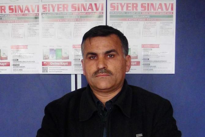 Osmaniye'de Siyer Sınavı başvurusuna yoğun ilgi