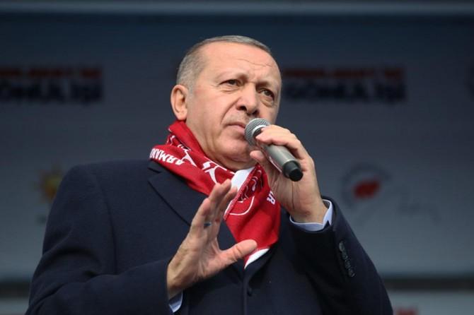 Türkiye üzerinde operasyon yapmak isteyenlere gereken cevabı veririz