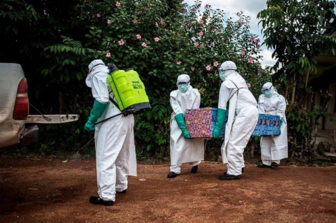 Li Kongoyê ji ber şoba Ebolayê di 6 mehan de 502 kes jiyana xwe ji dest dan