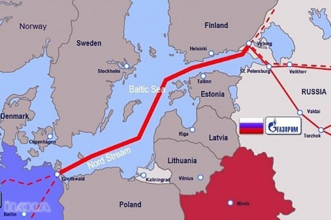 EU countries agree on North Stream 2 project