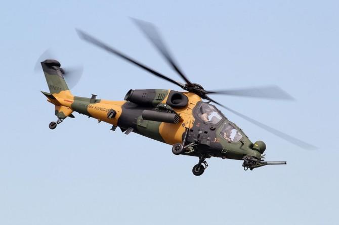 İstanbul'da askeri helikopter düştü: 4 yaralı