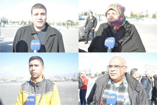 Nafaka mağdurları: Yetkililer bir çözüm bulsun