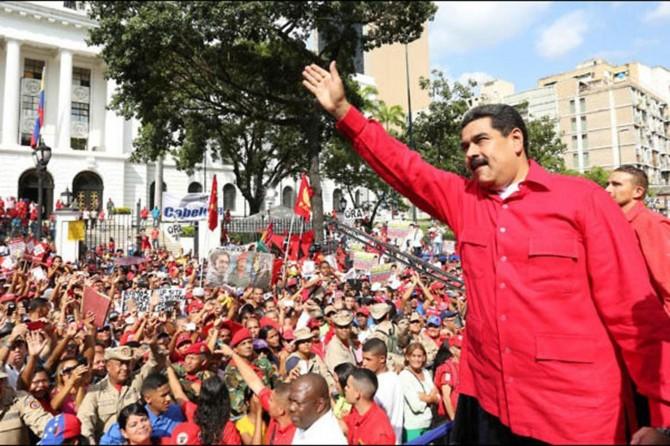 ABD emperyalizminin hedefindeki ülke: Venezuela