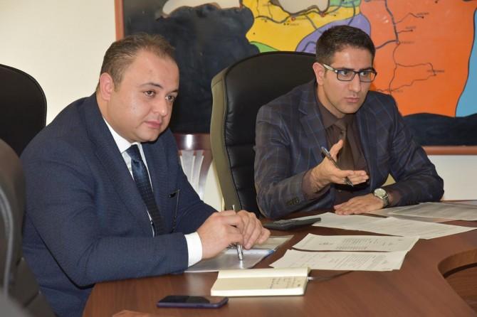 2019 İlk Yardım Ücret Tespit Komisyonu toplantısı yapıldı