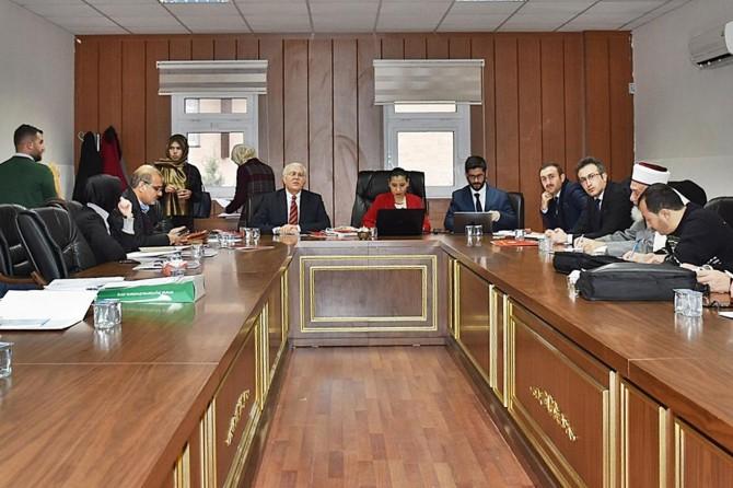Harran Üniversitesinde Göç ve Entegrasyon Çalıştayı düzenlendi
