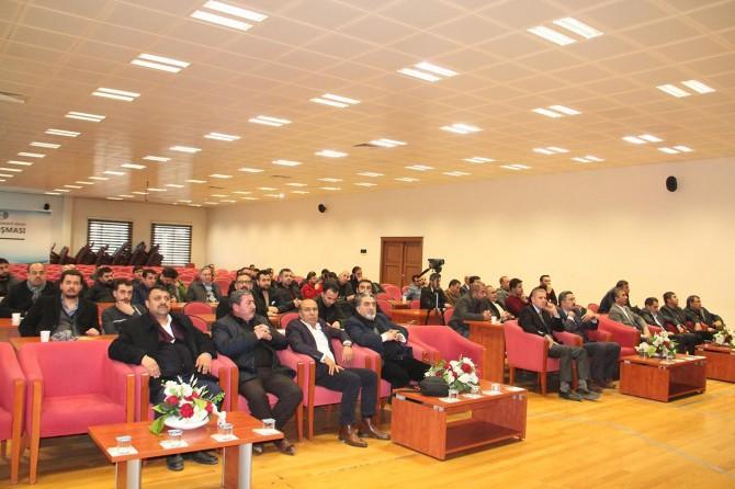 İŞKUR ve SGK bilgilendirme semineri düzenlendi