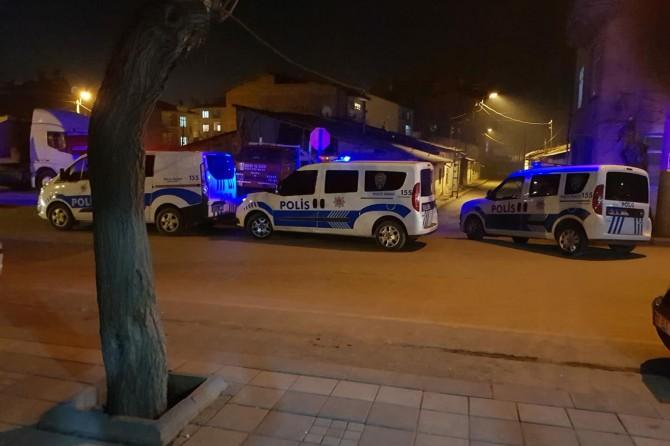 Elazığ'da silahlı kavga: Bir yaralı