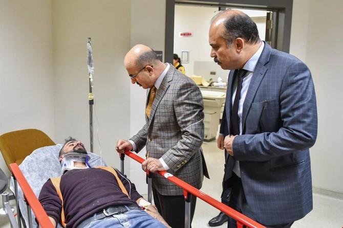 Adana'da müze duvarı işçilerin üzerine çöktü: 1 ölü 5 yaralı