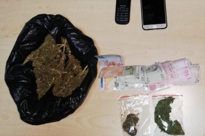 Gaziantep'te 3 uyuşturucu taciri tutuklandı
