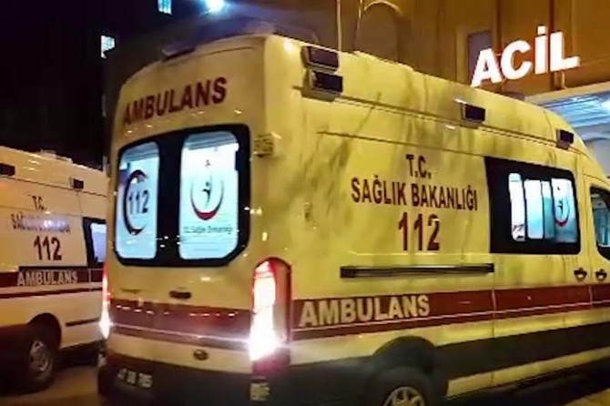 Bolu'da zincirleme kaza: 4 yaralı