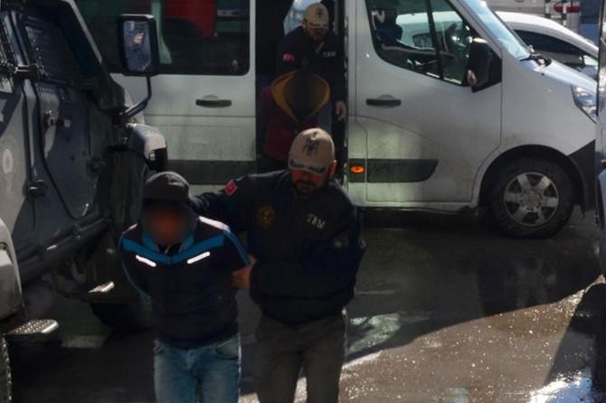 Van'da eylem hazırlığındaki PKK'lilere operasyon