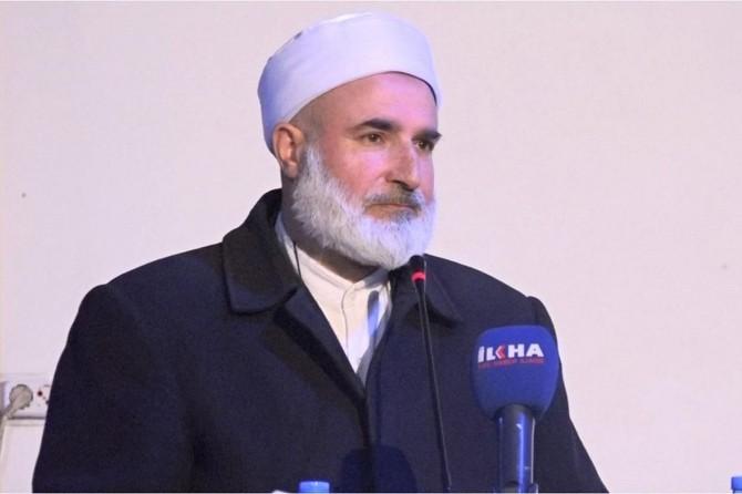 Zalimler sloganlarla değil İslam'ı yaşamakla kahrolurlar