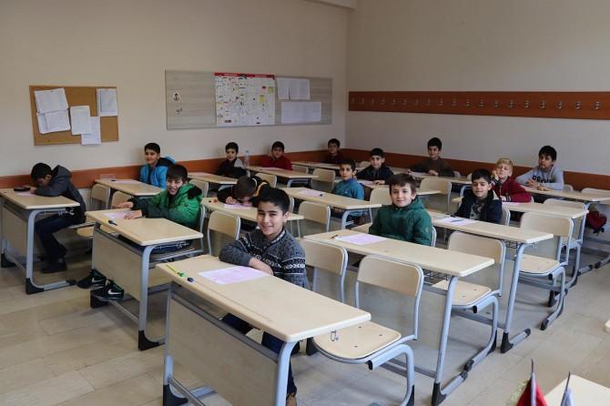 Siirt'te Siyer Sınavı başladı