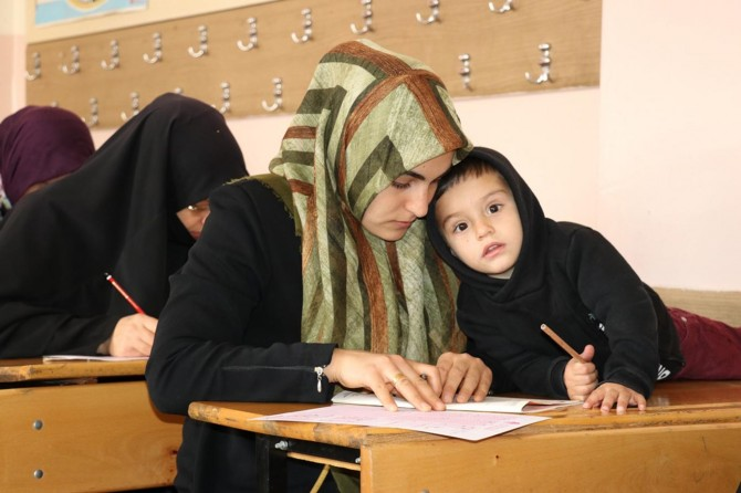 Gaziantep'te Siyer Sınavı heyecanı