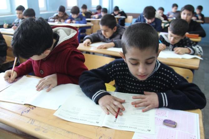 Diyarbakır'da Siyer Sınavı heyecanı yaşandı