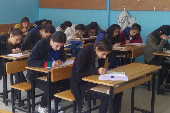 Şırnak'ta Siyer Sınavı heyecanı yaşandı