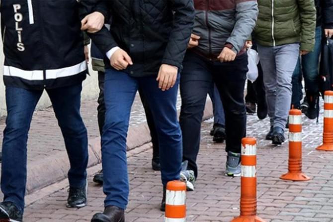 PKK operasyonu: 735 gözaltı