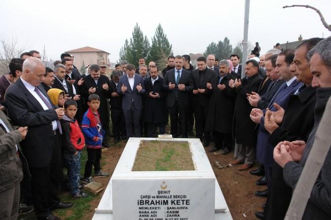 Viranşehir'de PKK saldırısında hayatını kaybedenler anıldı