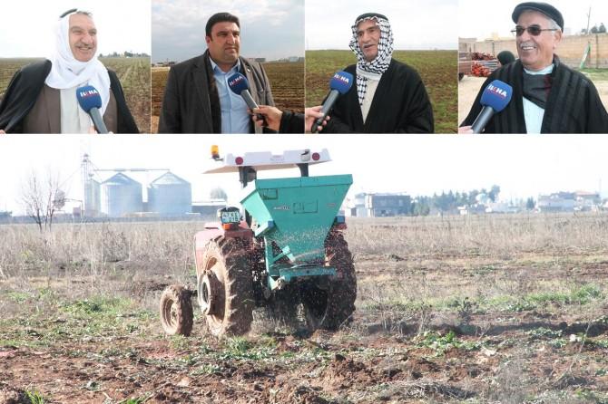"""Çiftçilerin """"tanzim"""" sevinci"""