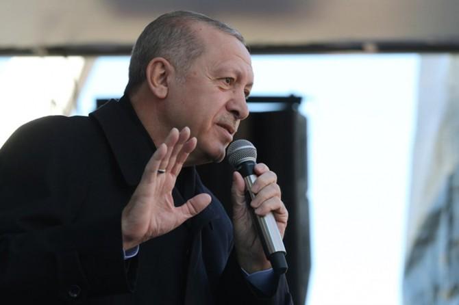 Türkiye sınırlarının dibinde bir terör oluşumuna göz yummayacağız