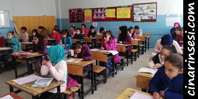 Kulp'ta Siyer Sınavına yüzlerce kişi katıldı