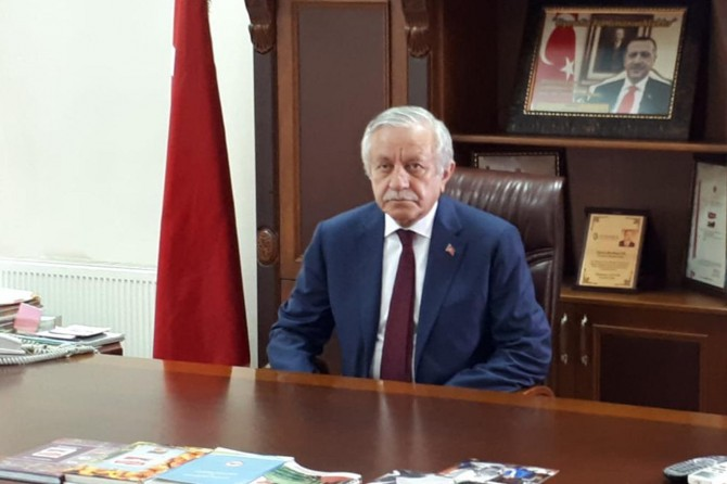 MHP'li Celal Adan geçici Meclis Başkanı oldu