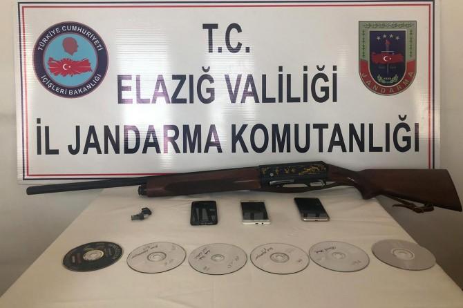 Elazığ'da PKK operasyonu