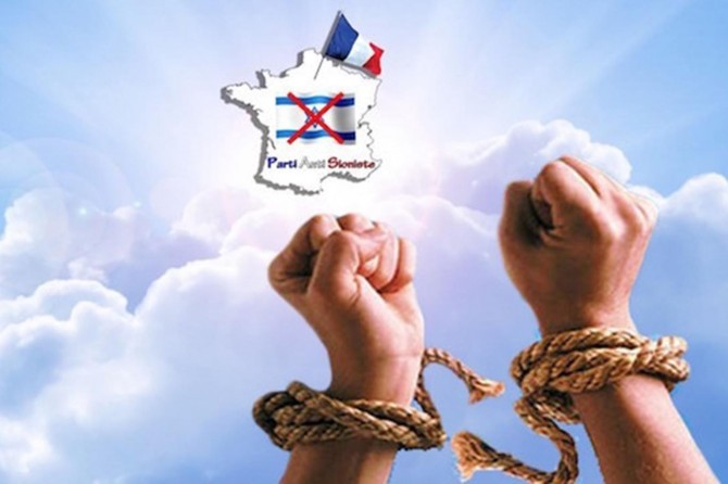 Anti-zionism to be considered a crime in France