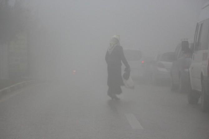 Marmara ve Kuzey Ege için sis uyarısı