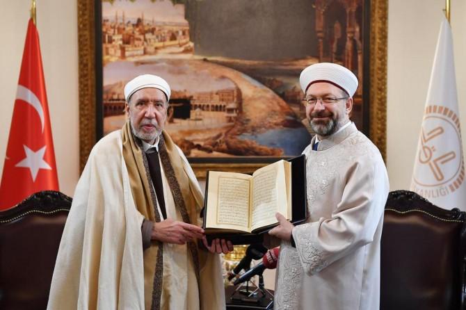 Türkiye ve Tunus arasındaki en önemli bağ İslam'dır