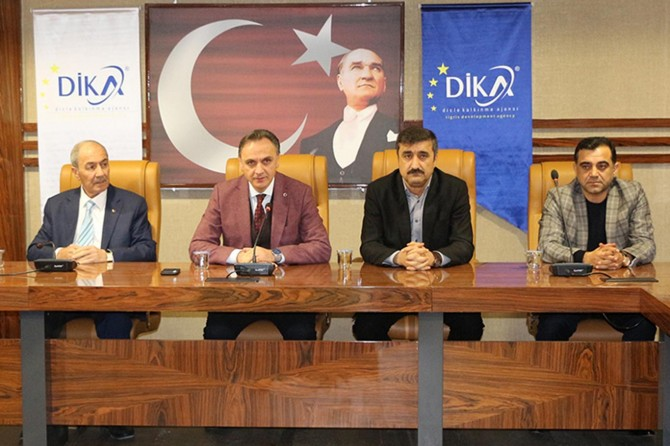 Mardin Gıda Analizi Laboratuvarı projesinde imzalar atıldı
