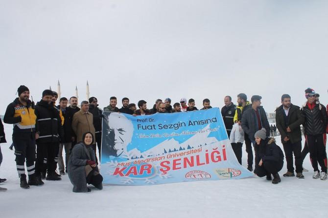Prof. Dr. Fuat Sezgin kar festivaliyle anıldı