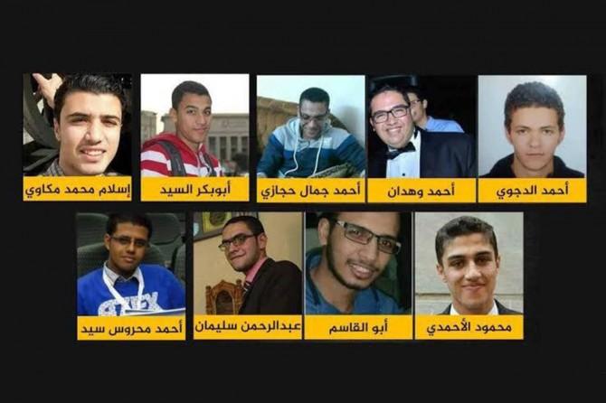 Mısır cuntası 9 ihvan mensubu genci idam etti