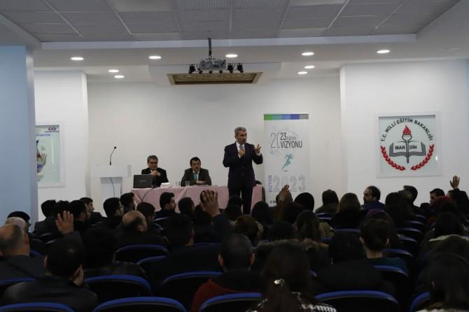 Mardin'de okul müdürleri toplantısı