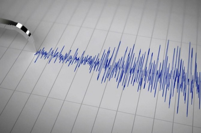 Çanakkale merkezli deprem