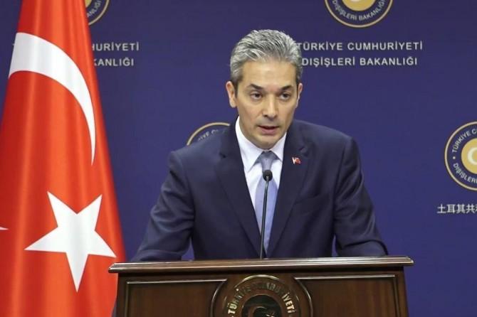 AP'nin 2018 Türkiye Raporu Taslağı kabul edilemez