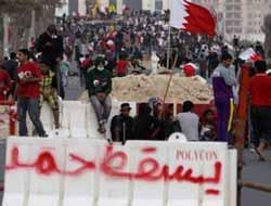 Bahreynde 14 Genç Tutukladı!