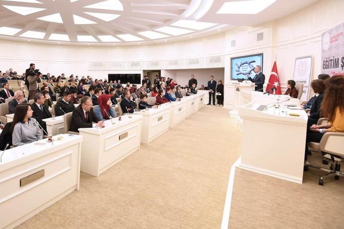 "Gaziantep'te ""Gazişehir Öğrenci Meclisi"" toplandı"