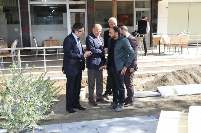Kızıltepe Belediyesi Engelsiz Şehir projesini hayata geçirdi