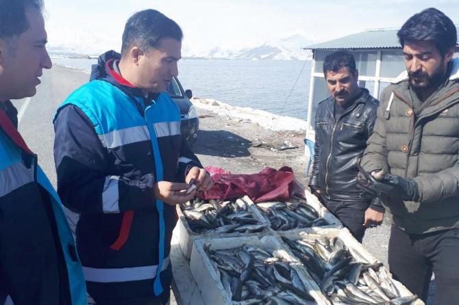 Balıkçılık ürünlerinde tazelik denetimleri