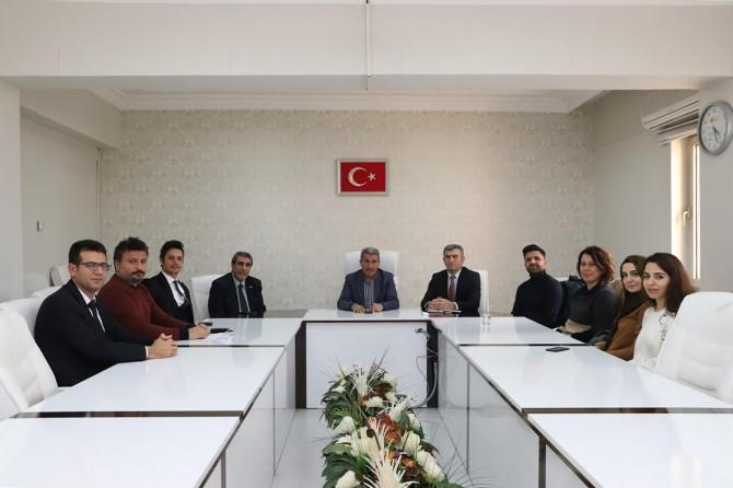 Mardin'de bağımlılıkla mücadele toplantısı