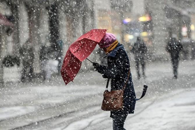 Marmara Bölgesi'nde soğuk ve yağışlı hava etkili olacak