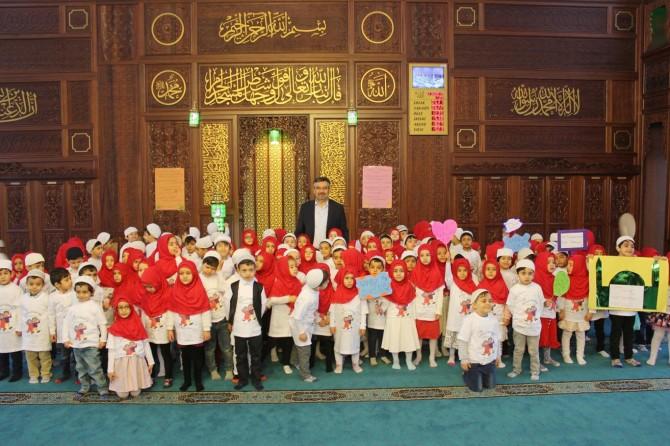 4-6 yaş Kur'an kursları taze dimağlara doğru bilgilerin aktarıldığı yerdir